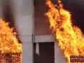 珍珠岩保温板火烧实验 (2834播放)