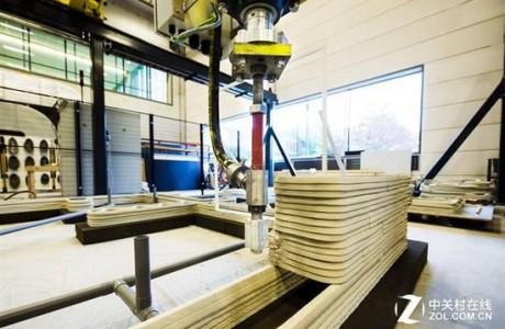 荷兰公司用中国芒开发出3D打印环保建材