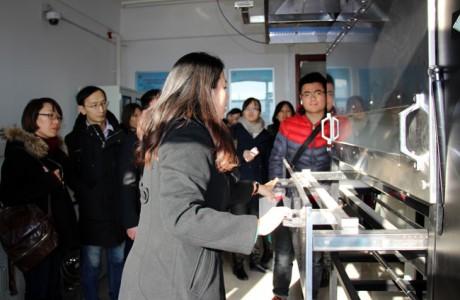 三个关键点聚焦国家阻燃材料工程中心实验室开放日