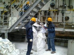 空分设备扒装砂工程